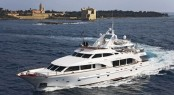 Nanou by Benetti - One of the many luxury charter yachts to be displayed at the 2016 Thailand Yacht Show