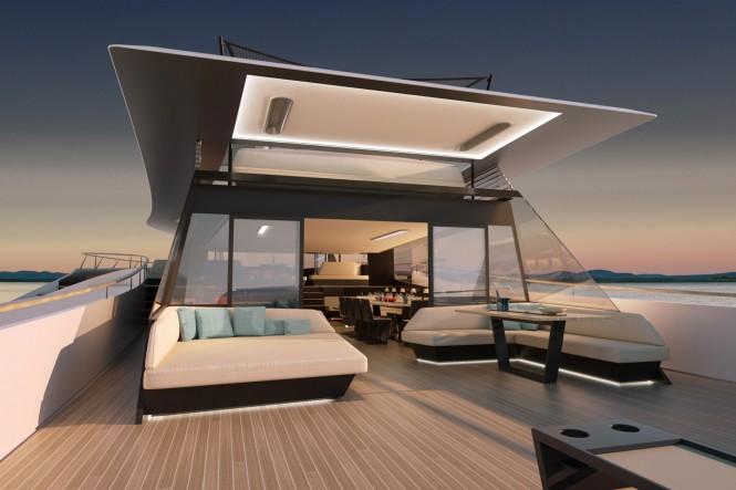 ORIGIN 575 - Deck Exterior