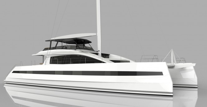 Privilege S8 by Long Island signed by JFA Yachts