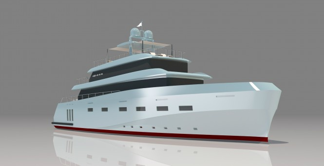 Rendering of NEW K40 by CCN