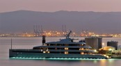 Savannah in Gibraltar - Photo by @superyachts_gibraltar and Feadship Fanclub