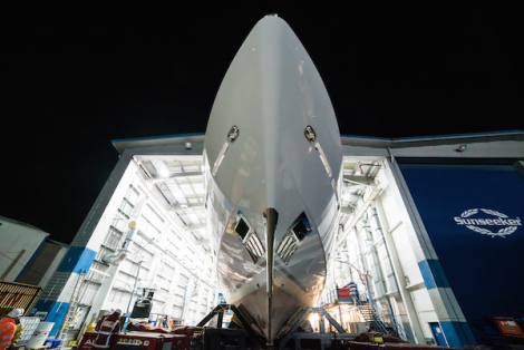Second Sunseeker 155 Yacht Princess AVK