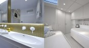 Violetta  - guest bathroom
