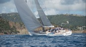 Visione under sail - Image by Ted Martin