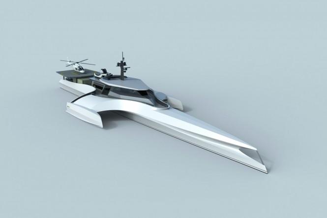 XPLORE 70 design