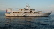 Yacht LALIBELA available for event charter at a reduced weekly rate