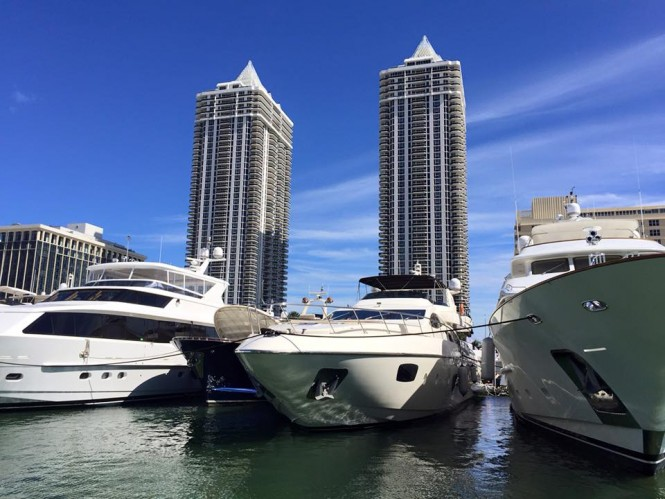 28th Yachts Miami Beach