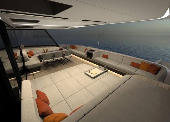 Aboard Vantage 86