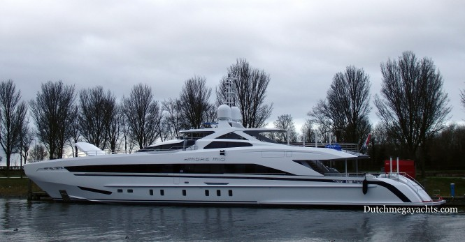 Amore Mio by Heesen - Photo by Dutchmegayachts