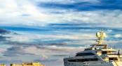 Arrival of SF40 Serenity by Mondomarine in Dubai