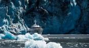 ESPIRITU SANTO cruising in Alaska