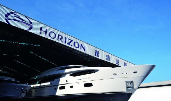 Horizon shipyard