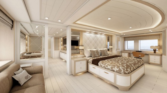 Hull F76 - Owners Suite
