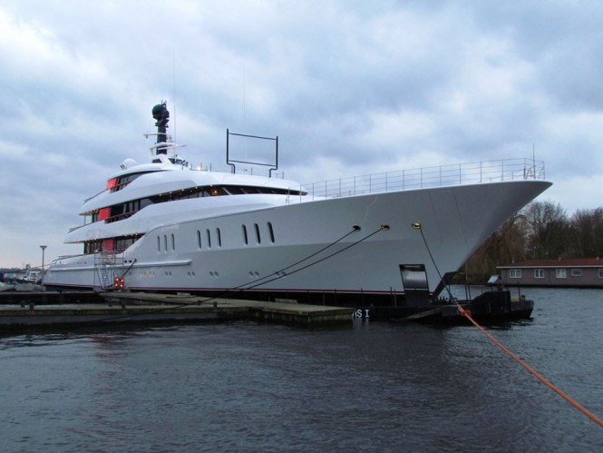 Luxury Yacht Vanish - Photo by Gerrit & Bianca Bouma and Feadship Fanclub