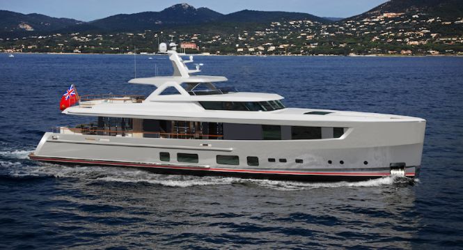 Mulder 36 M due for completion in 2017
