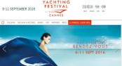 New website unveiled by Cannes Yachting Festival