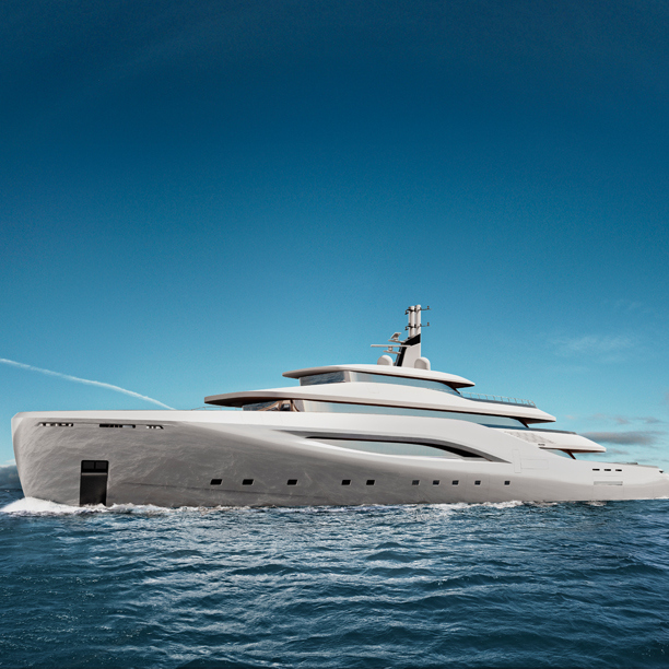 Ottantacinque by Pininfarina and Fincantieri