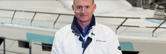 Russell Currie to lead newly formed Fairline Yachts
