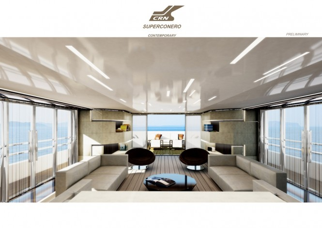 Superconero 50 - Interiors