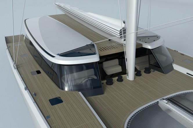Vantage 86 - Exterior Decking