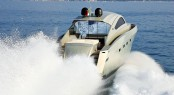 22m Yacht by Virgin Concept Yachts - aft view running