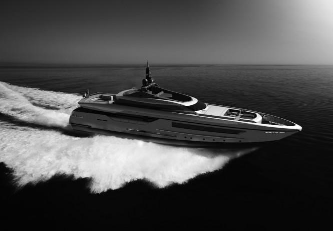 46 mt Fast Superyacht