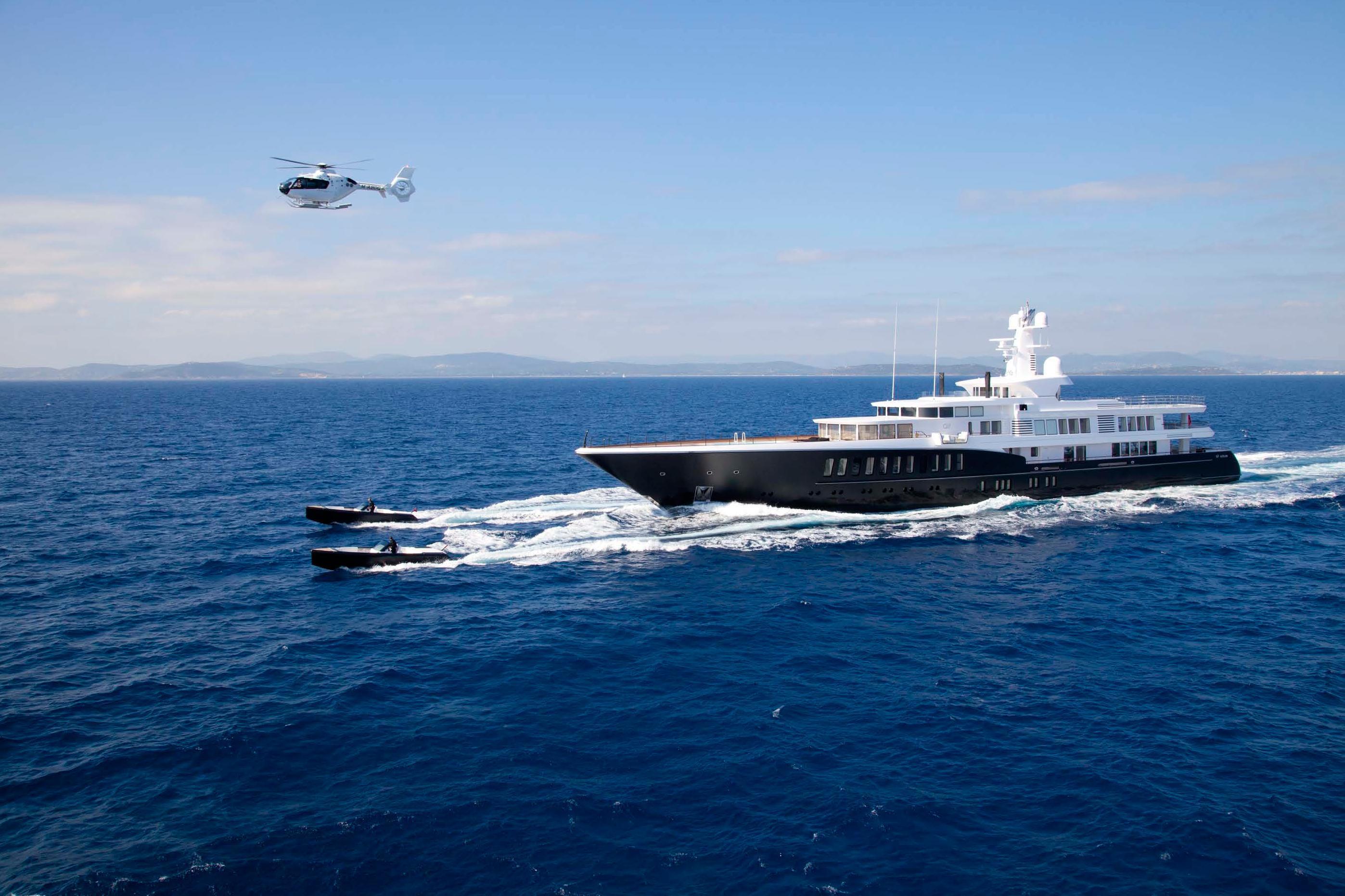Charter Yacht Flexibility