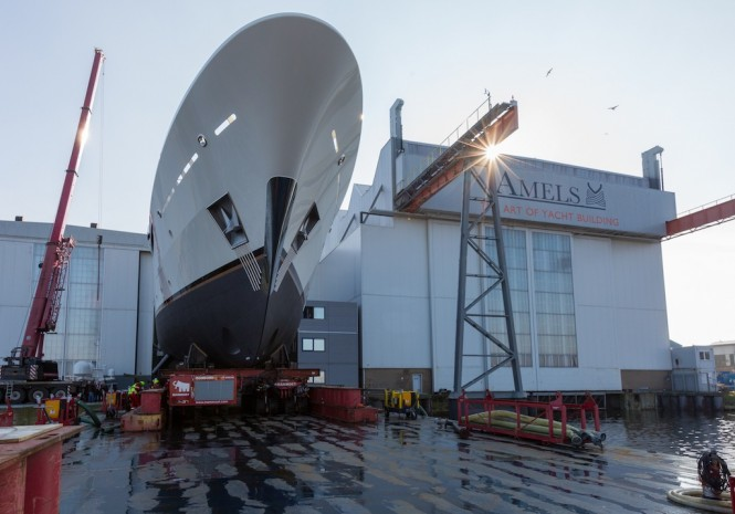 AMELS 55 to be launched