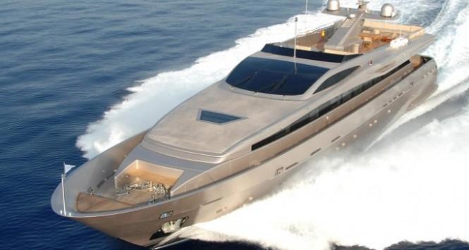 Admiral motor yacht AQUA