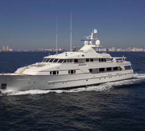 Beautiful Transformation of Classic 47m Charade into Superyacht BG by Taylor Hannah Architect Inc.