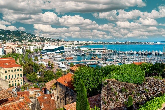 CANNES - THE FRENCH RIVIERA