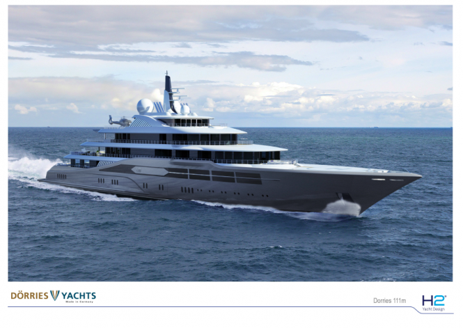 DORRIES 111M CONCEPT