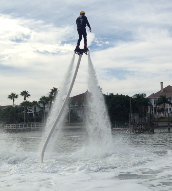 Endless fun while on charter vacation aboard OASIS