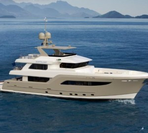 Burger Boat Initiates Construction of 31.55m (103'6'') Explorer Yacht