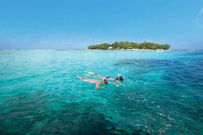 Ile des Deux Cocos, Mauritius