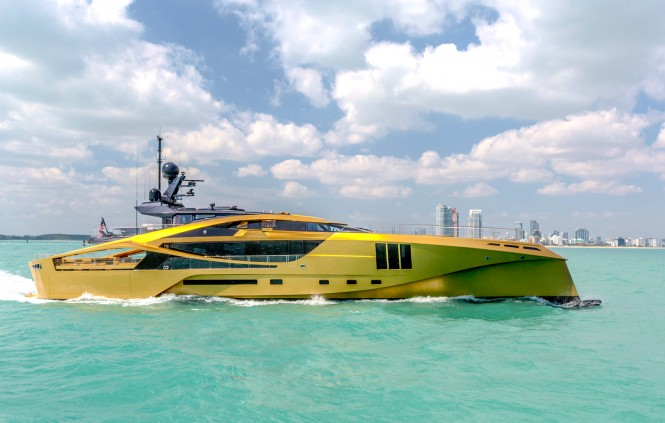 Open Style Superyacht Khalila