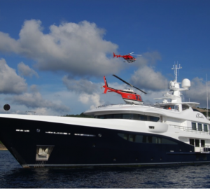 55M Luxury Superyacht LA FAMILIA by Amels to Attend Singapore Yacht Show