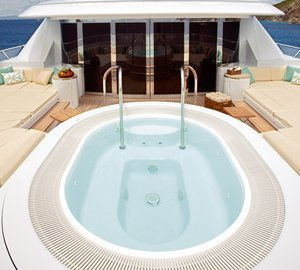 The Best Superyacht Spas