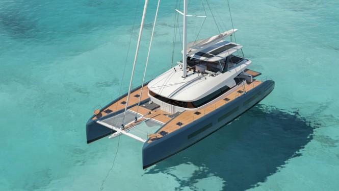 Lagoon Seventy 7 Sailing Catamaran