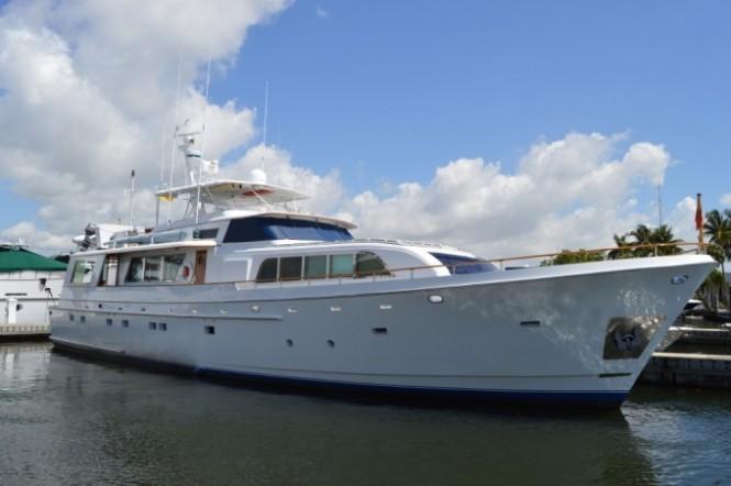 Motor yacht TZero