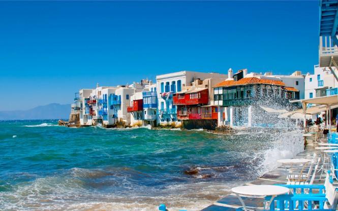 Mykonos - Image credit to VisitGreece - Greek Tourism Board