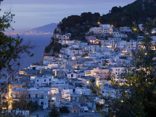 Naples and Capri
