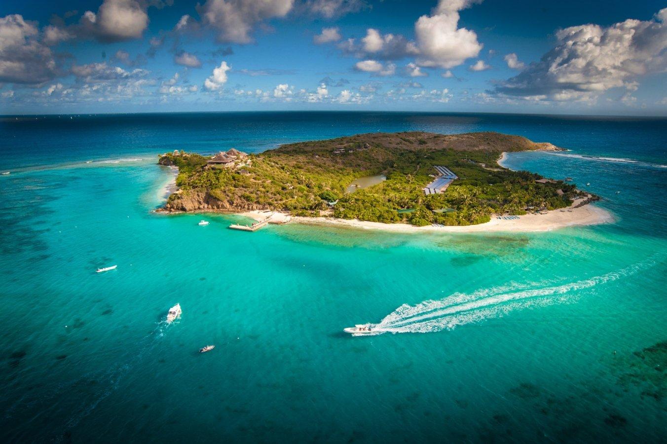 Necker Island - British Virgin Islands Necker Island - BVI