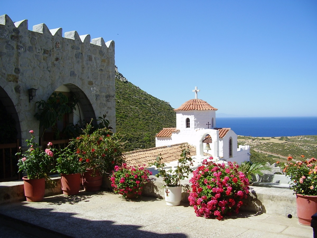 Patmos Greece  city photo : Patmos, Greece Leading Expert's Top Luxury Yacht Charter Picks