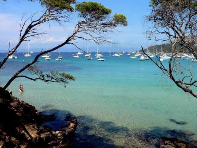 Porquerolles Islands, France