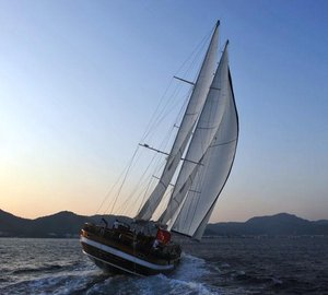 3 Days Free Aboard Luxury Gulet QUEEN OF DATCA in May in Turkey and Greece