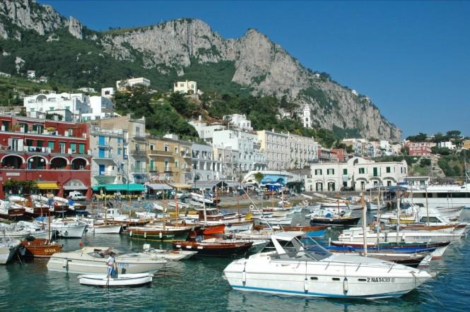 S Capri Italy