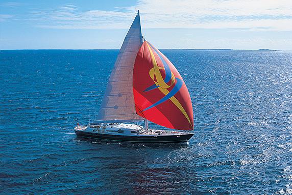 Sailing Yacht MITseaAH