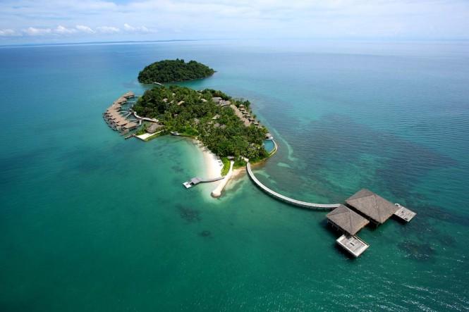 Son Saa Private Island Resort, Southern Cambodia