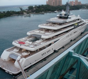 Top 10 biggest yachts of the world
